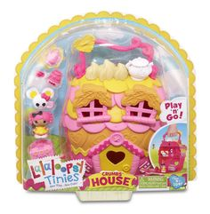 Growing Up Madison: Lalaloopsy Tinies! OH SEW CUTE