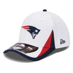New Era 2014 Training Visor-White | New England Patriots ...