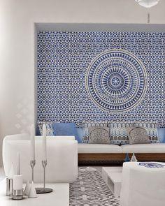 Mosaicos para mantas o cojines