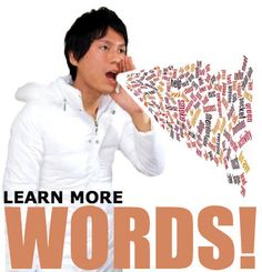 How to learn English vocabulary.
