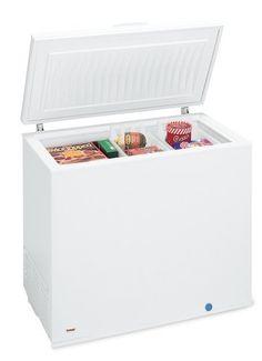Frigidaire FFC0723DW 7-1/5-Cubic-Foot Manual-Defrost Chest Freezer  White http://shorl.com/honidistavidy