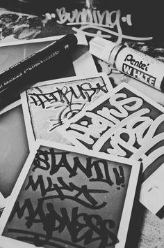 Birminghams & Bristol graffiti store and international mail order service Graffiti Tagging, Graffiti Lettering, Wreck This Journal Everywhere, Grafitti Street, Hip Hop, Chicano Art, Dope Art, Graphic Design Typography, Street Art