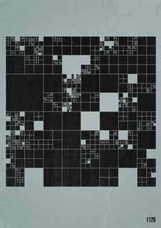 Fabio Franchino Brute force layout generation made with Processing