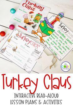 #turkeyclaus #turkeyclauslessonplan #thecorecoaches