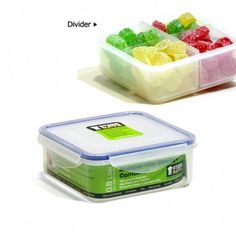 Get this airtight food container from Lock&Lock at only $2.49 with coupon code 'SMBLOWOUT'. (http://www.locknlockplace.com) (~2/15) Healthy Lunches For Kids, Kid Lunches, School Lunches, Kids Meals, School Lunch Box, Lunch Kits, Fluid Ounce, School Treats, Food Containers