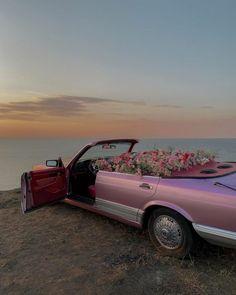 Pretty Cars, Cute Cars, Old Vintage Cars, Old Cars, My Dream Car, Dream Cars, Cadillac, Classy Cars, Old Money