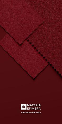 Combinación de moqueta ferial color burdeos con burdeos para stands, ferias, congresos y eventos. #Your