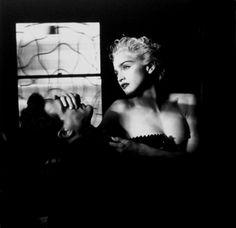 Helmut Newton, Madonna