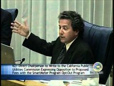 Santa Cruz Board Questions PG&E - December 13, 2011 - PG&E decided to shut off the power to 10 customers. These customers had pleaded with PG&E for months requesting to have the SmartMeter removed from their homes, but PG&E refused to help. These people were all experiencing headaches, insomnia, ringing ears, and other symptoms which thousands are reporting throughout California.