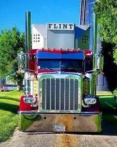 Flint bull hauler