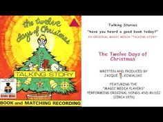"""The Twelve Days of Christmas """"Talking Story"""""""