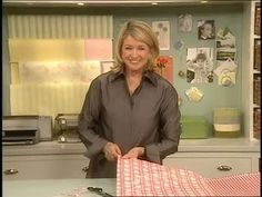 How to Make Waterproof Outdoor Cushions Videos | Crafts How to's and ideas | Martha Stewart