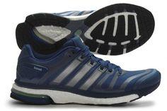 Adistar Boost Running Shoes Rich Blue/Iron Metallic/Core Navy US8/US9/US10