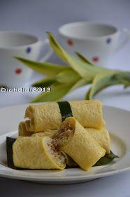 Diah Didi's Kitchen: Semar Mendem…Jajan Pasar yang Mengenyangkan dan Enakk..^_^ Diah Didi Kitchen, Snacks To Make, Good Food, Yummy Food, Asian Recipes, Ethnic Recipes, Traditional Cakes, Exotic Food, Indonesian Food