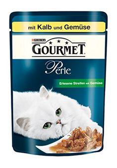 Aus der Kategorie Nassfutter  gibt es, zum Preis von EUR 18,68  Gourmet Perle wird die Sinne Ihrer Katze auf eine einzigartige Weise ansprechen