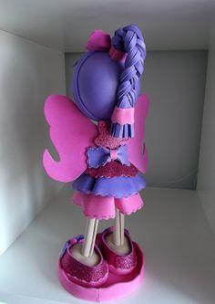 Bonecos 3D em EVA -  Fofucha Borboleta 102498630180302518149 - Álbuns Web Picasa