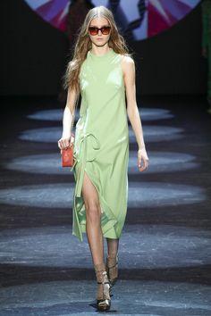 Monique Lhuillier, Look #14