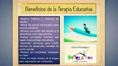7 Beneficios de la Terapia Educativa! #StudyAndFun #Psicología #Arte #Educación
