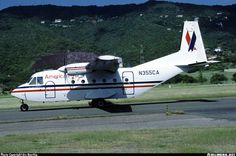 PUERTO RICO 8 May 1987 - American Eagle Flight 5452 crashed while landing in San Juan, Puerto Rico, killing both pilots and destroying the aircraft. All four passengers survived.