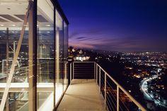 Architect Werner Sobek's Home he designed for himself.