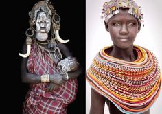 Photojournalist Cycles Over 24,000 Miles To Photograph Last African Nomads