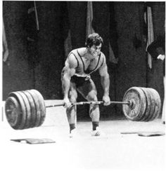 Franco deadlifting, Hell yeah!!