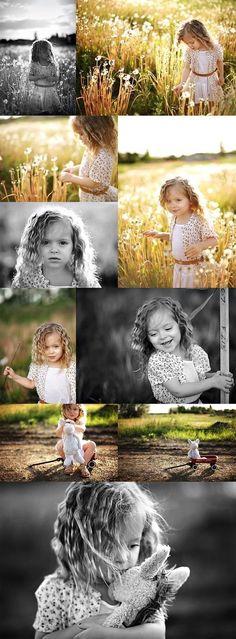 Fotografia a bebés y niños
