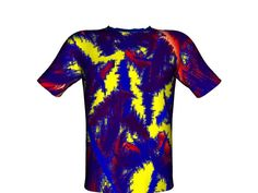 """All over T-Shirt design """"Wild Ride"""" by Eric Rasmussen. Create your own T-Shirt or open your own shop."""