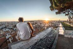 Lisboa es otra cosa → http://cort.as/QXld La capital portuguesa desde el mirador de Nuestra Señora del Monte. / MICHAL BARAN