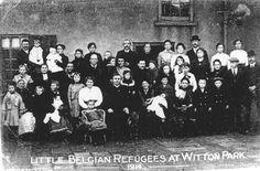 belgian refugees 1914 - Google Search