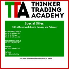 Special offer for January and February