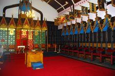 Prince Masons' room, Grand Lodge of Ireland, Dublin