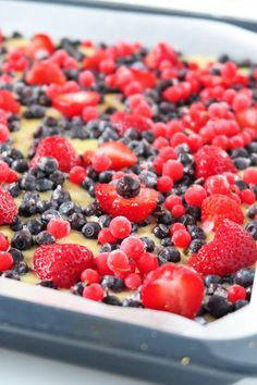 Home Bakery, Sweet Pastries, Something Sweet, I Love Food, Fruit Salad, Raspberry, Food And Drink, Favorite Recipes, Sweets