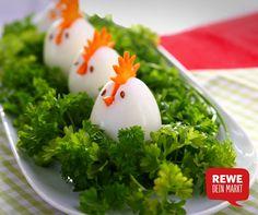 Ich wollt ich wär' ein Huhn, ich hätt' nicht viel zu tun! #InspirationderWoche #REWE #deinMarkt #Ostern #instafood #yummy #food #nomnom