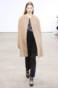 Derek Lam RTW Fall 2013 TREND: cocoon coat