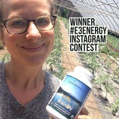 "@smithalyssaann is the lucky winner of a 6-pack of E3Live!   She posted showing how E3Live gives her #e3energy  ""Can't get enough of @e3live because when you're doing farm work 9 hours a day you're going to need all the energy you can get!  Increases my energy and helps support my body after grueling days""  Congratulations!!!  #farmlife #e3live #superfood #vegan #plantfood #energydrink"