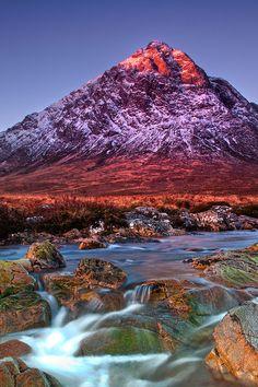 Glen Etive, Scotland #Scotland #mountains