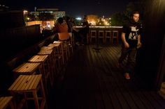 First Look: DC9's New Roof Deck: DCist