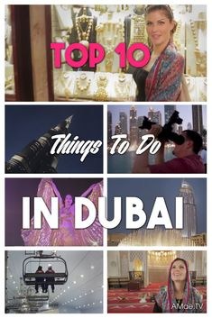 My TOP TEN things to do in Dubai video will take you all around and even below the city of Dubai. From the Dubai mall to the Jumeirah beach to the Dubai Museum and out into the desert near the border of Oman. These suggestions will assist in planning your holiday in Dubai and also give you ideas for free activities to do in Dubai! Keep reading for more details on ALL of these fabulous activities..