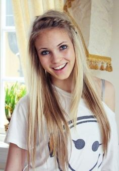 love her hair..
