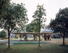 Atelier Deshaus · Blossom Pavilion