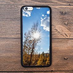 Sun, radiant sunshine Case For IPhone
