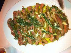 Flanke steak