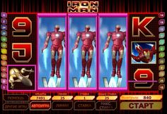 Description of the Iron Man slot machine. Slot Machine Iron Man created by Playtech, which is well-known developer of online slots. The plot of the game based on the famous film about the scientist, has become a superhero created them through the robot. High-quality graphics and exciting bonus games make the unit Iron Man interesting for