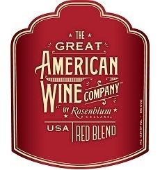 Great American Wine Co. Red 2012