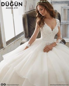 3c4ac5a0660d3 morilee spring 2017 bridal three quarter sleeves sweetheart neckline  heavily embellished bodice layer skirt princess ball gown a line wedding  dress sheer ...