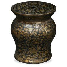 Amazon.com: Porcelain Garden Stool - Koi Fish: Home & Kitchen