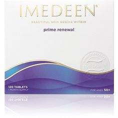 6 X Imedeen Prime Renewal 6 Months Suplly 720 Tablets Age 50 >>> Find out more about the great product at the image link.
