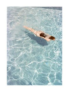 Going for a Swim by Whitney Deal for Minted  #currentlycoveting #holidays2015 #holidaze #holidaystyle