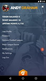 FireFan – Miniaturansicht des Screenshots Fire Fans, My Settings, Sports App, Major League Soccer, Game Calls, User Profile, Google Play, How To Become, This Or That Questions